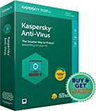 Kaspersky Anti-Virus Latest Version - 1 PC, 3 Years (CD)