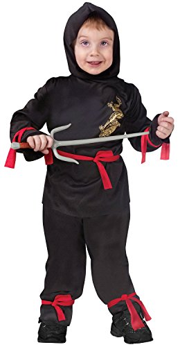 Fun World Lil Ninja Toddler Costume