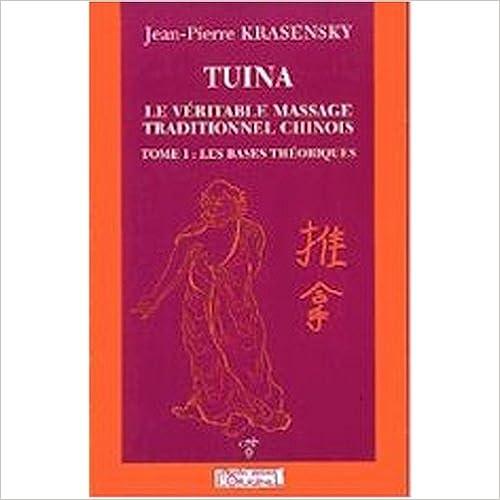 Livre Tuina le véritable massage traditionnel chinois pdf, epub ebook