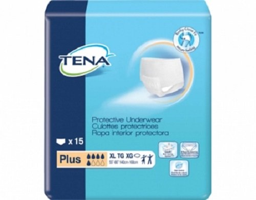 TENA Protective Underwear Plus Absorbency - X-Large