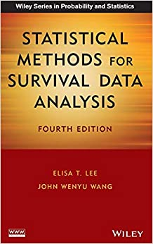 Elisa T Lee - Statistical Methods For Survival Data Analysis