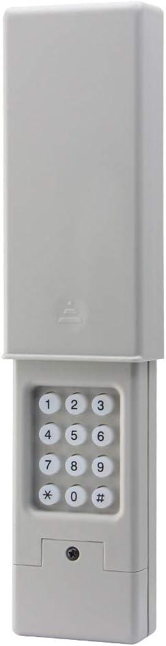Universal Garage Door Opener Wireless Keyless Keypad for Chamberlain, LiftMaster, Genie, Linear, Stanley and More