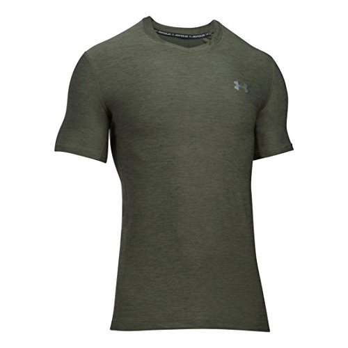 cd1cffa41c20 Under Armour Männlich Supervent Short Sleeve Funktionstshirt  Amazon.de   Bekleidung