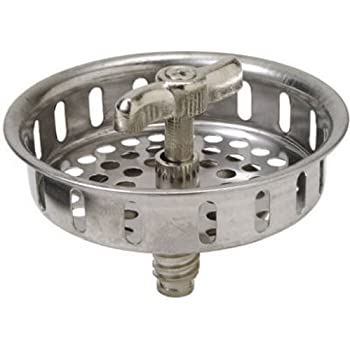 Master Plumber 738-138 MP Replacement Basket Strainer