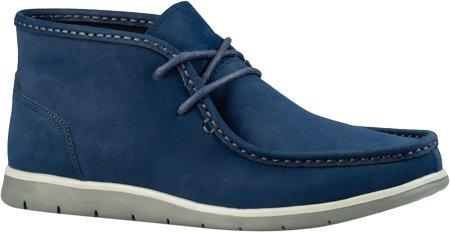 UGG Mens Hendrickson Leather Boot Navy
