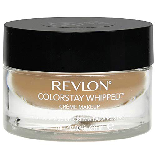 3 x Revlon Colorstay Whipped Creme Make Up 23.7ml 400 Early Tan New & Sealed (Best Revlon Foundation For Mature Skin)