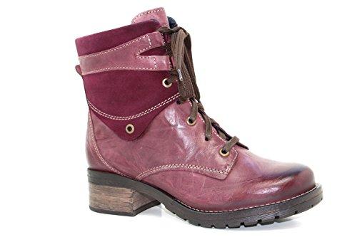 Dromedaris Women's Kara Boot, Violet Suede Top, EU 37M by Dromedaris