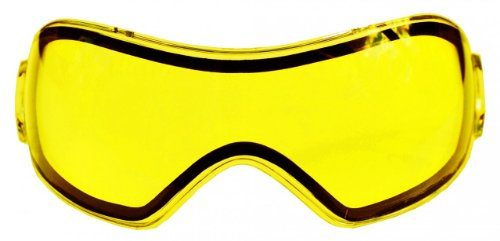 VForce Grill Dual Pane Thermal Paintball Lens - Yellow