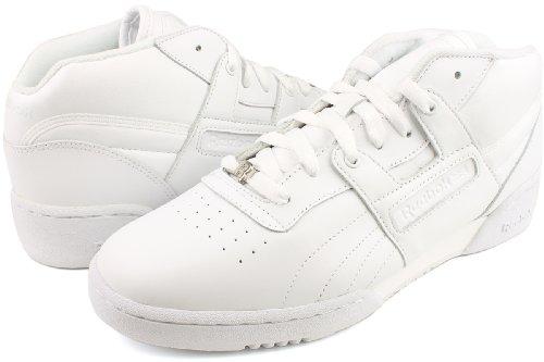 306c045138d5 Reebok Men s Workout Mid Sneaker