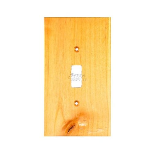 Sierra Lifestyles Traditional Switch Plate, 1