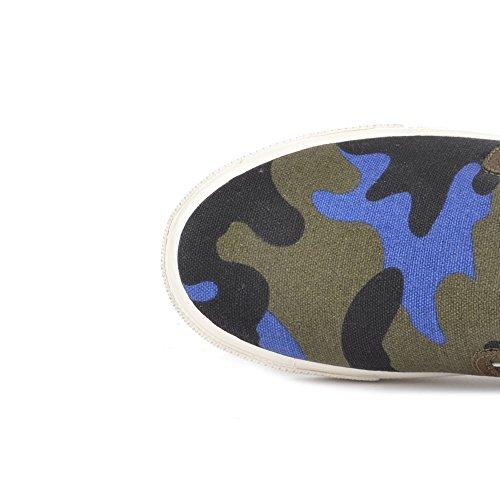 Ash Nikita Saphir Army Zapatillas Mujer Saphir/Army