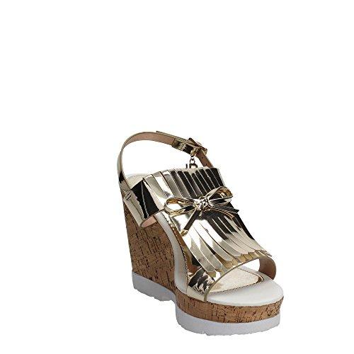 Laura 521 Femme Sandale Or Biagiotti rB8qr