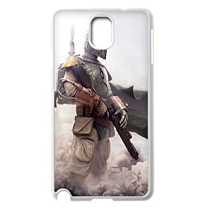 [Tony-Wilson Phone Case] For Samsung Galaxy NOTE3 -IKAI0446741-Star Wars Movies Series Pattern
