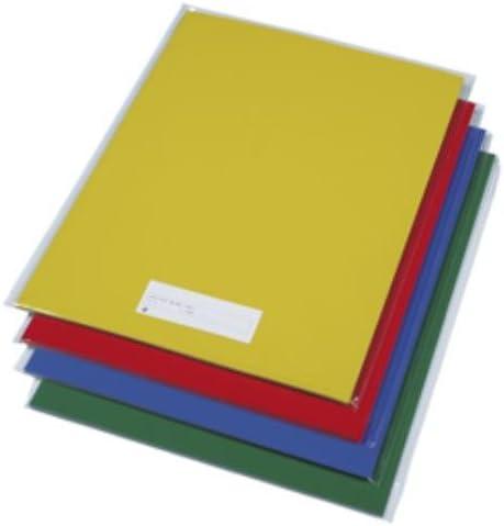 カラー工作用紙B3判(10枚)はいいろ 190-179