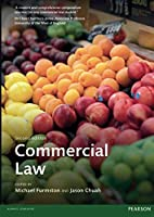 Commercial Law, 2nd Edition Front Cover