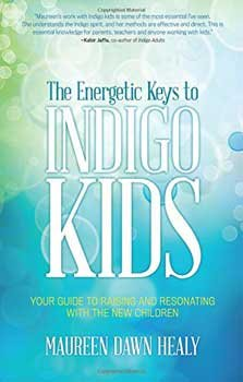 Fortune Telling Toy Energetic Keys to Indigo Kids Book Explore Power Intuition Deepen Spirituality