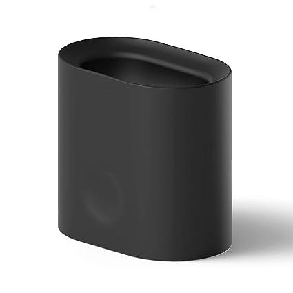 Xiton Estuche Protector de Silicona para Apple Auricular Bluetooth inalámbrico Soporte de Carga Base (Negro