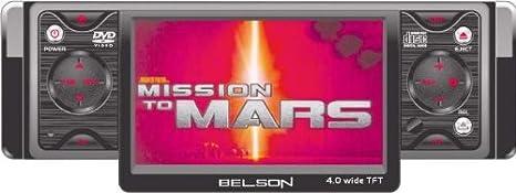 Belson NAVIX-450 - Navegador GPS (4 pulgadas): Amazon.es: Electrónica