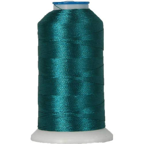 Threadart Polyester Machine Embroidery Thread By the Spool 324 220 Colors Available 1000M No Dk Ocean Teal