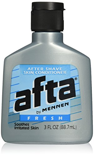 Afta After Shave Skin Conditioner, 5 Count