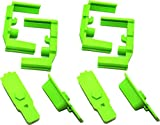 HexMag HexID Color Identification System 4 Pack - Zombie Green