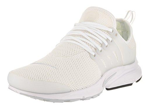 NIKE Women's Air Presto White/Pure Platinum/White Running Shoe 9 Women US Review