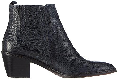 Hudson London Celeste Damen Chelsea Boots Schwarz (Black)