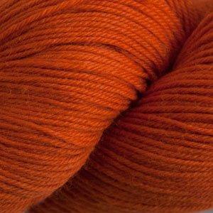 Cascade Heritage Sock Yarn - PUMPKIN ()