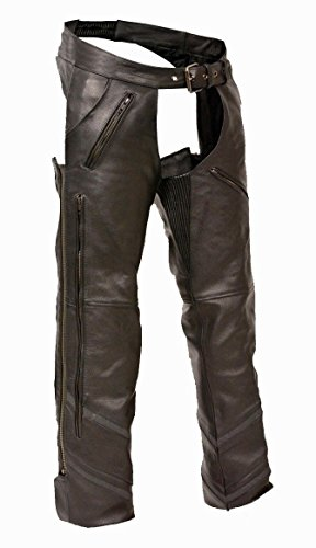 Mens Leather Riding Pants - 8