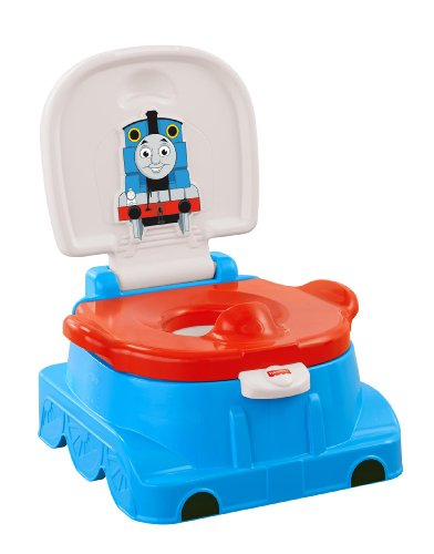 Potty Train With Thomas The Train