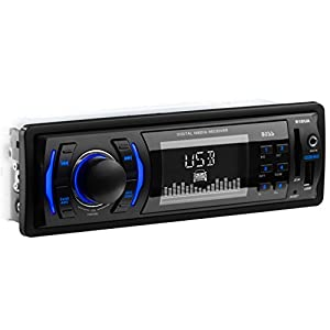 Car Stereo | BOSS Audio 612UA Single Din, MP3/USB/SD AM/FM (NO CD/DVD Player)