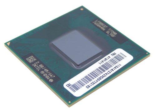 IBM Intel 2GHz 4MB 667MHz 479 Socket T7200 Laptop Processor FRU: 41W1411 (Cpu T7200)