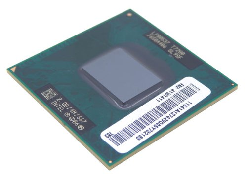 Ibm Processor Laptops - IBM Intel 2GHz 4MB 667MHz 479 Socket T7200 Laptop Processor FRU: 41W1411