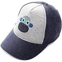 MZLIU Kids Infant Cute Monkey/Stars Cotton Baseball Hats Sun Visors Cap