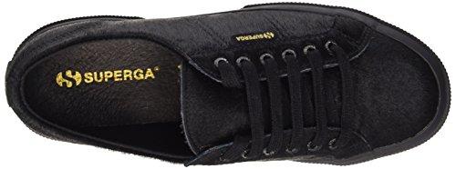 Leahorseu Unisex adulto Black Sneaker 2750 Total Superga vwZBzqR