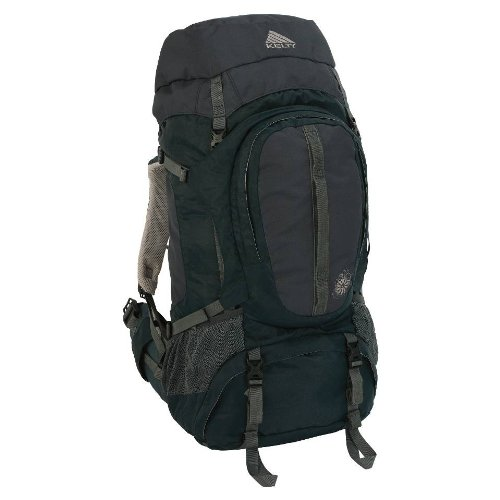 Kelty Women's Lakota 65 Internal Frame Backpack (Charcoal, Womens 14.5 – 18.5-Inch Torso), Outdoor Stuffs