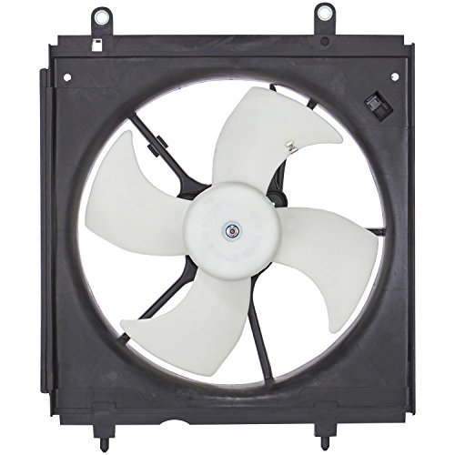 - Engine Cooling Fan Assembly - Cooling Direct For/Fit HO3115112 98-02 Honda Accord Sedan/Coupe 4cy Valeo Design