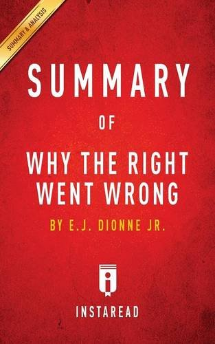 Summary Why Right Went Wrong product image