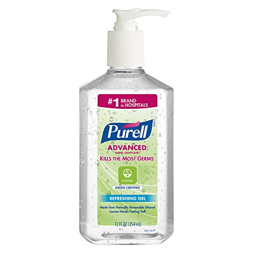 369112CT Advanced Certified Instant Sanitizer