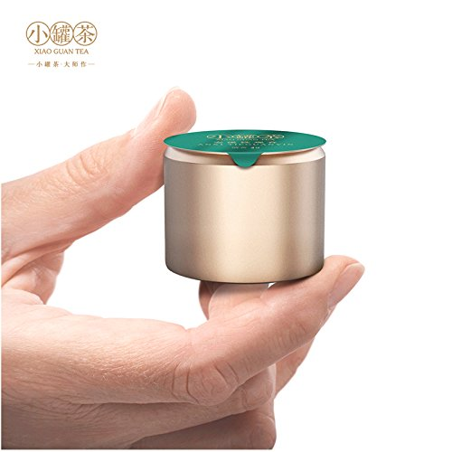 CHIY-GBC Ltd Chinese tasty snack, tea ceremony Tea Caddy super Oolong Tea Anxi Tieguanyin Tea Fen Mid Autumn Festival gift box SF postage 40g by CHIY-GBC ltd (Image #2)