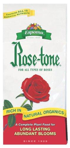 Espoma Rose-Tone Rose Food 4-3-2 80 Sq. Ft. Granules 4 Lb.
