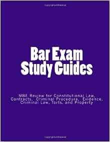 bar exam study guides rebecca graham michelle green