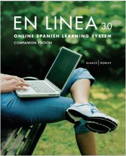 En línea 3.0 Online Learning System Companion Edition with En Linea 3.0 Code PDF