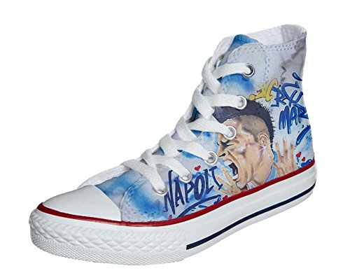 Converse All Star zapatos personalizados Unisex (Producto HANDMADE) soccer