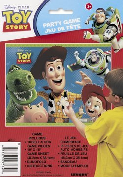Disney's Toy Story Party Game (Jessie Toy Story Party)