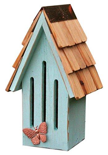 Heartwood 198C Breeze Butterfly House Sky Blue Finish