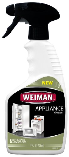 Weiman Appliance Cleaner, 16 fl - Appliance Products