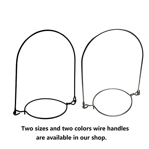 Silver Stainless Steel Wire Handles Handle Ease For