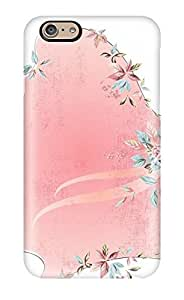 Hard Plastic Iphone 6 Case Back Cover,hot Girl With Pink Gown Case At Perfect Diy wangjiang maoyi