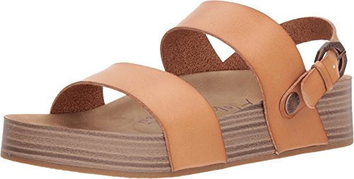Blowfish Womens Marge Nude Dyecut Pu 6.5 M